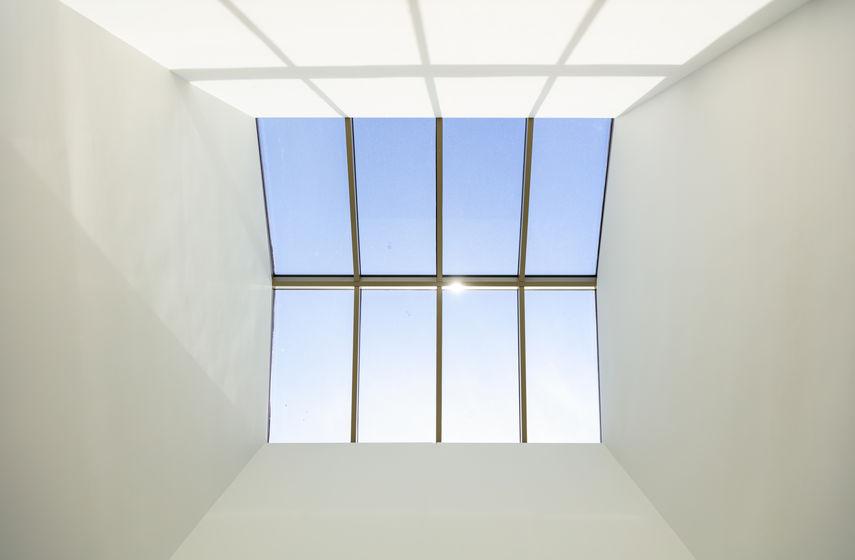 Inside Skylight | Atlanta Skylight