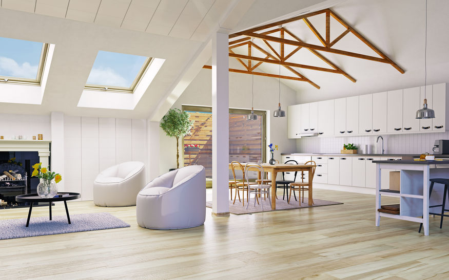 Featured Image for: Benefits To Adding Skylights To Your Home
