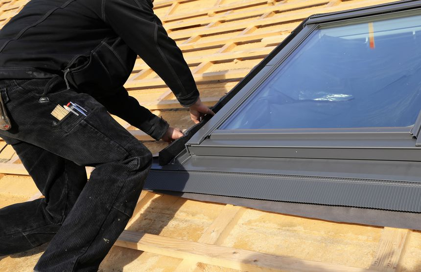 Featured Image for: The 3 Main Causes of a Damaged Skylight