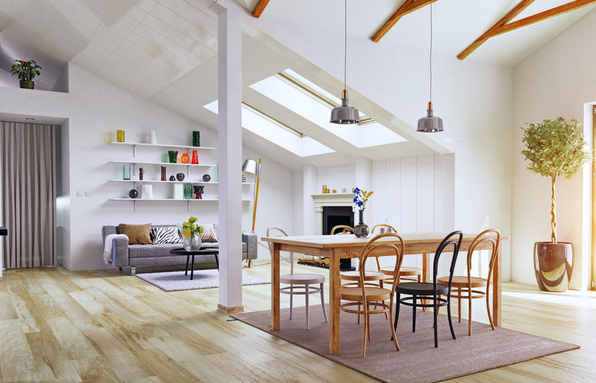 Featured Image for: The Positive Effects Of Skylights In Your Home