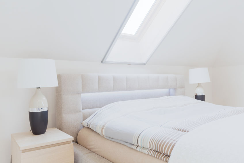 Featured Image for: The Positive Effect of a Bedroom Skylight