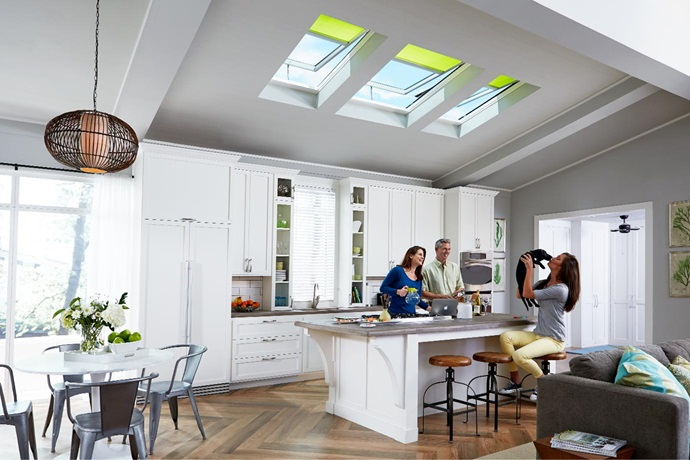 Featured Image for: Velux Skylights Can Add Health Benefits To Your Home