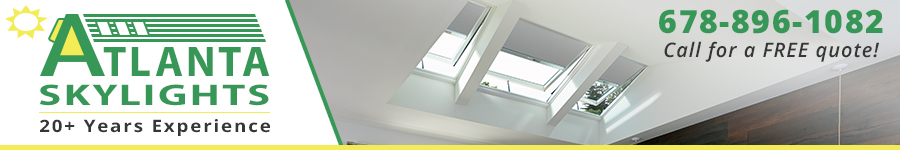 Atlanta Skylights - Call for a free quote! 678-896-1082