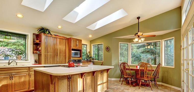 Kitchen Skylight | Atlanta Skylights